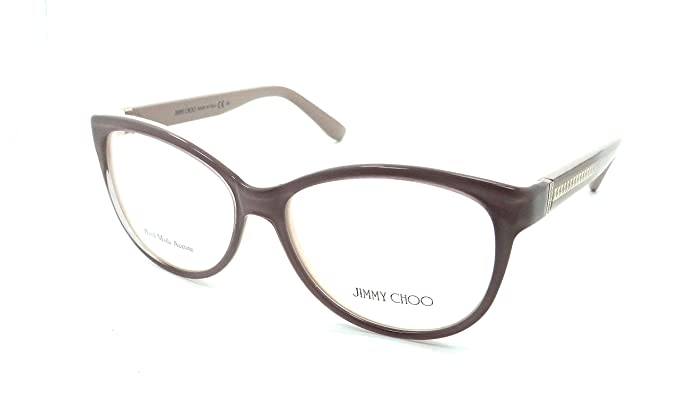629ad728c902 Image Unavailable. Image not available for. Color  Jimmy Choo Rx Eyeglasses  Frames ...