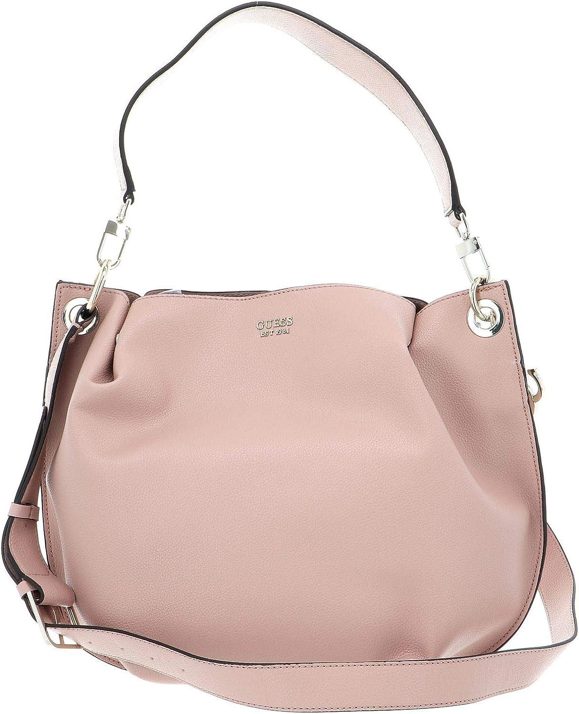 Guess Digital Hobo, Handbag Donna, Corallo, UNI: Amazon.it