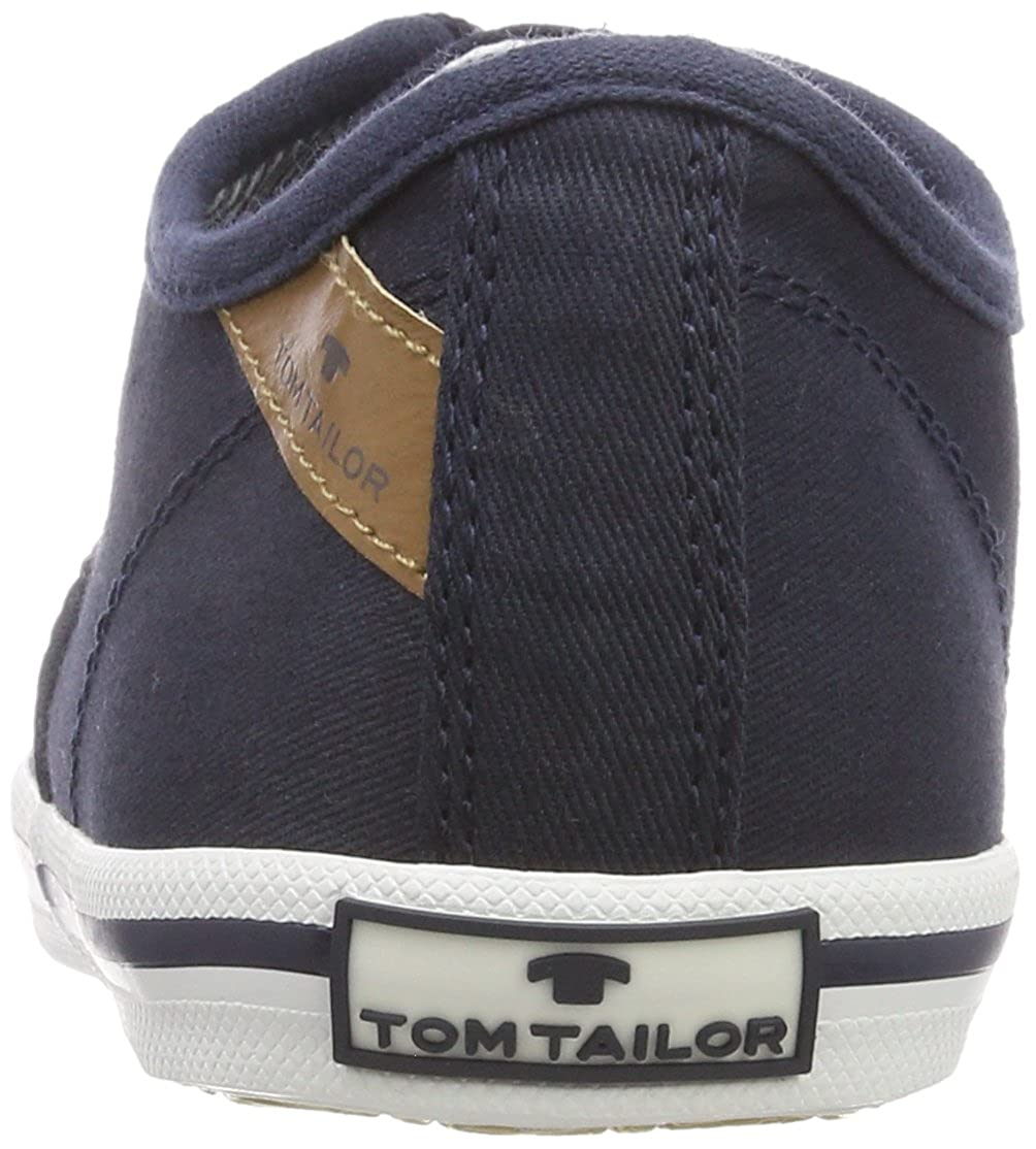 TOM TAILOR Damen 4891405 Bootsschuhe