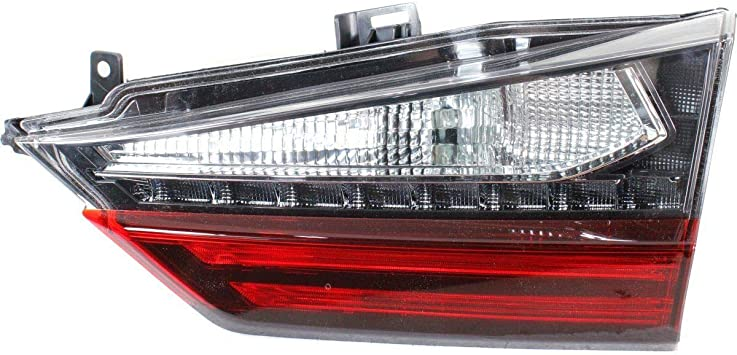 TYC NSF Right Side Tail Light Assy for Lexus ES350//ES300h 2016-2018 Models