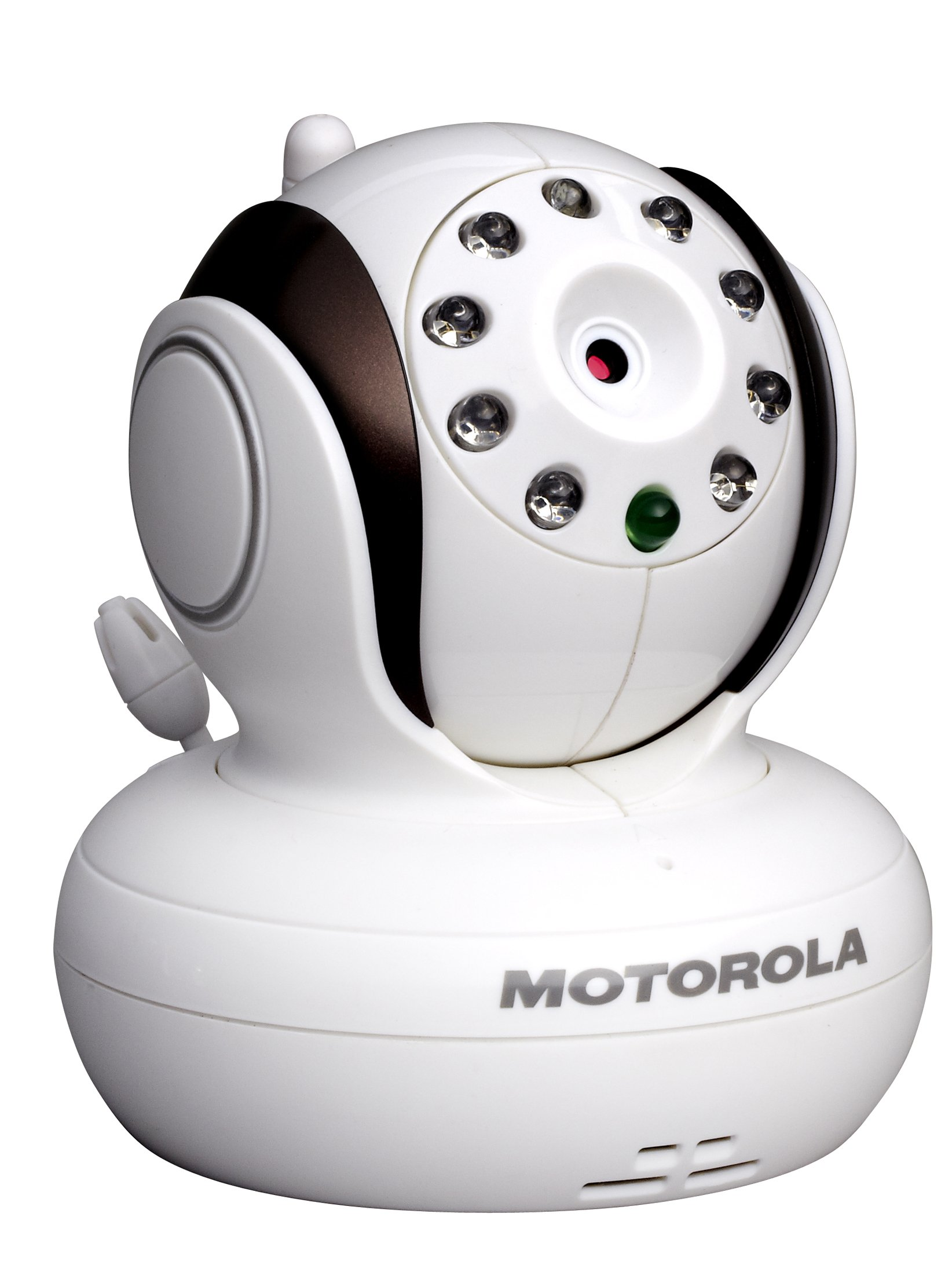 Motorola Additional Camera for Motorola MBP33 and MBP36 Baby Monitor,Brown with White by Motorola (Image #2)