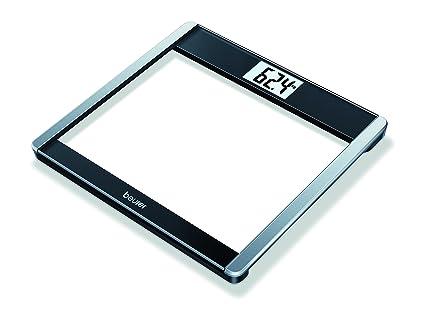 Beurer GS 485 - Báscula de baño de vidrio con Bluetooth, compatible con App en