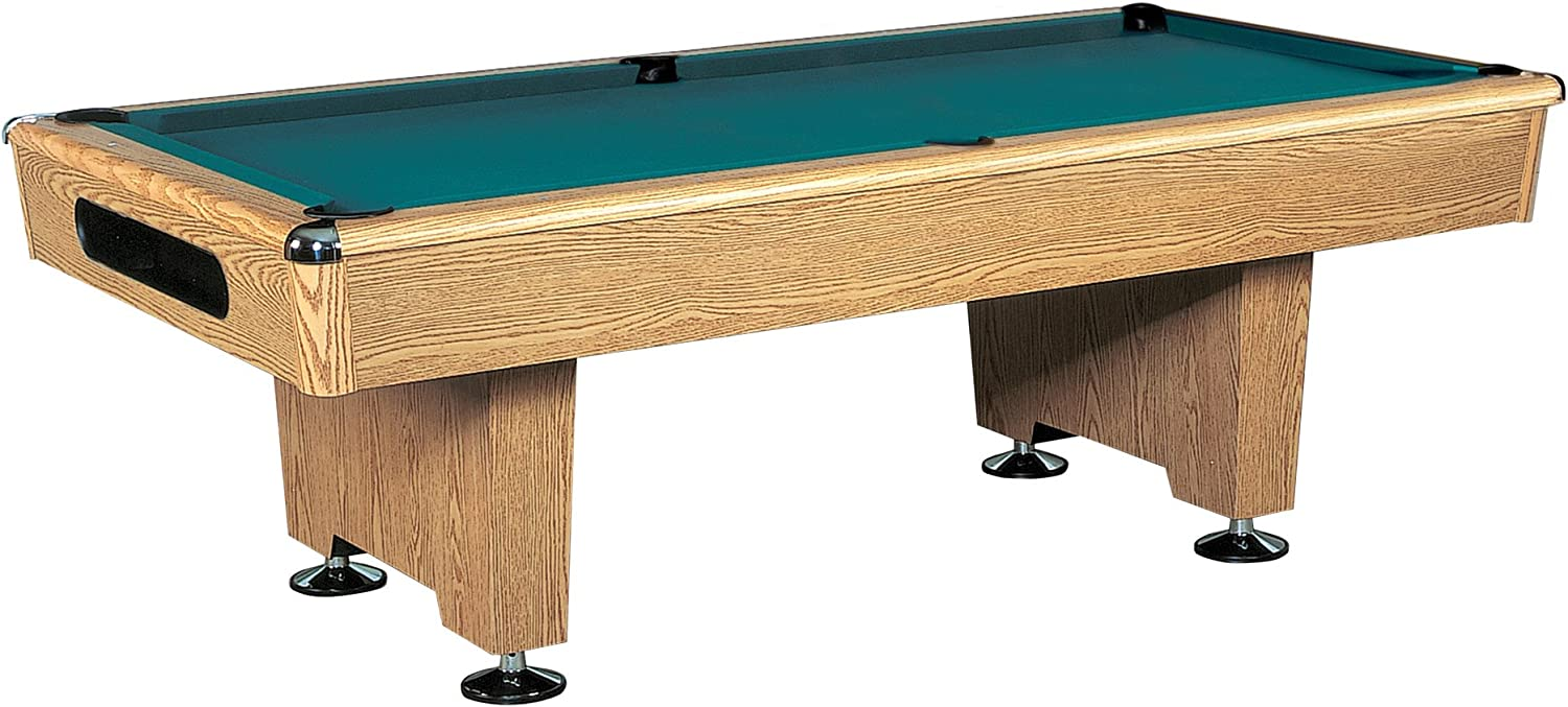 Mesa de billar Dynamic Eliminator, 7 ft. (Soporte), roble, Pool ...