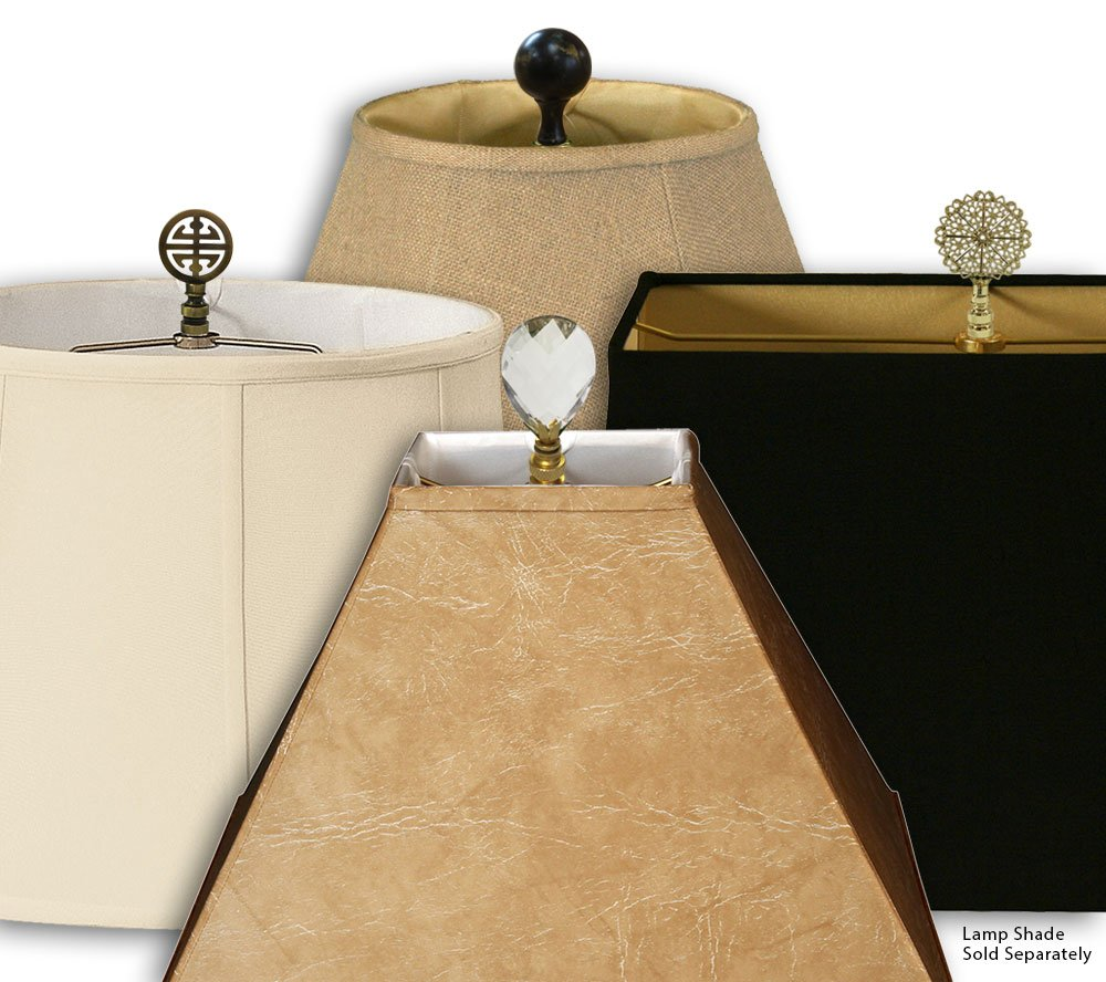 Linen Beige 6 x 16 x 12.5 Inc Royal Designs Square Sharp Corner Basic Lamp Shade BS-751-16LNBG