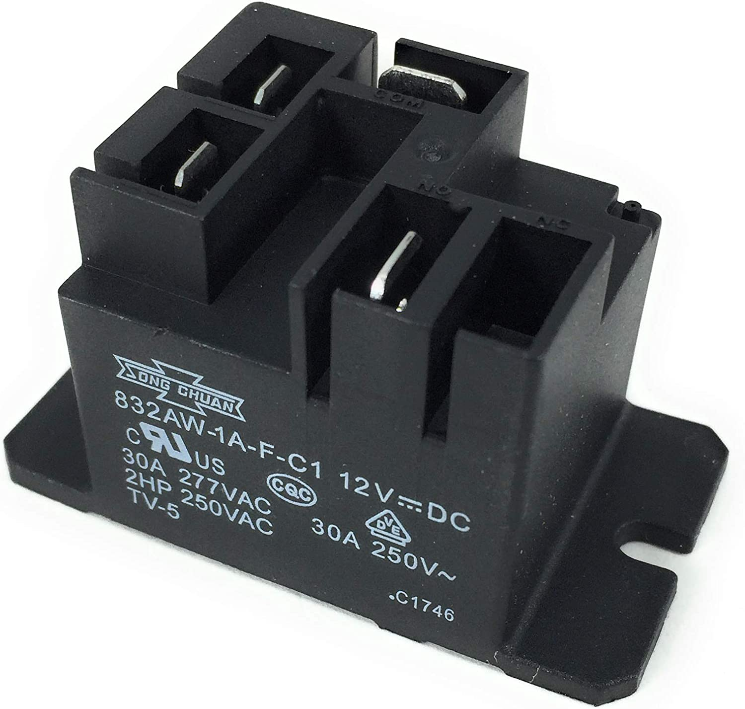 Guardian Electric 840LS-2C-24A  Latching Relay  A410-066507-00 New Surplus
