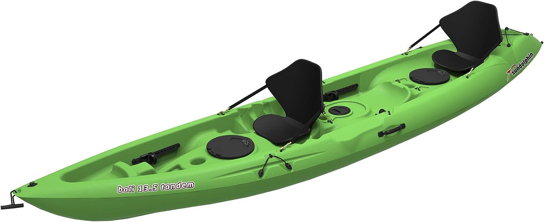 Sundolphin Sun Dolphin Bali 13 5 Foot Tandem Kayak