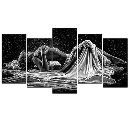Sexy bedroom art