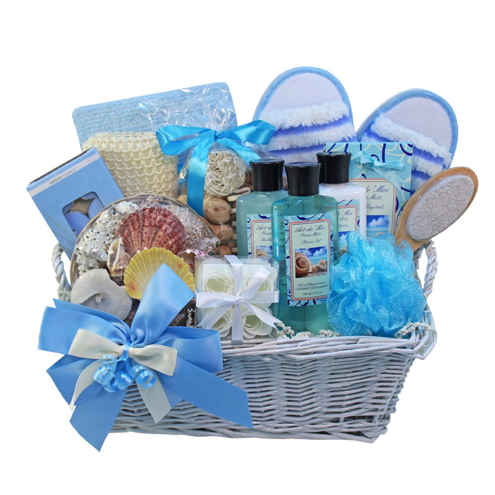 Amazon.com: Art of Appreciation Gift Baskets Peace and Relaxation ...