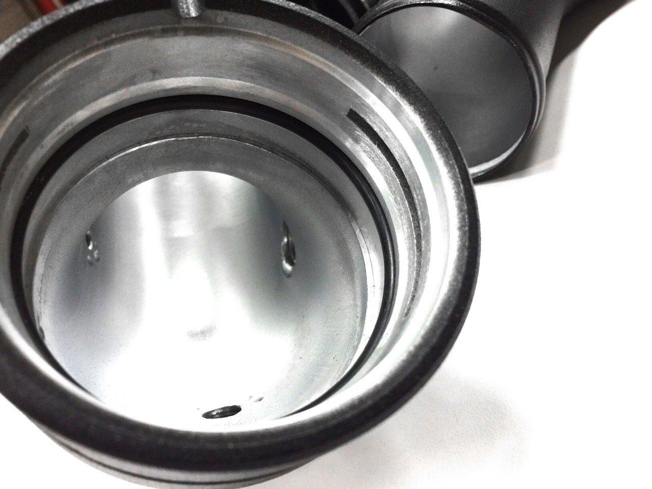 FTP Tubo de carga Boost Kit de tubo para BMW N20 2.0T F20 F30 125i 220I 320i 328i 428i aluminio sg71335 F: Amazon.es: Coche y moto