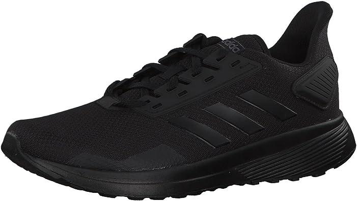 adidas Herren Duramo 9 B96578 Fitnessschuhe, Schwarz