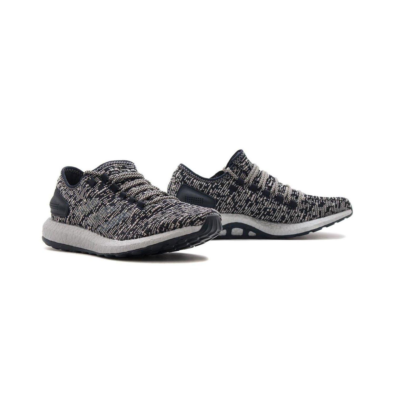 adidas Performance Men's US Legend Pureboost Running Shoe B07815T99R 8.5 D(M) US Legend Men's Ink/Brown/Silver Metallic 6151c1