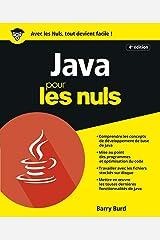 Java pour les Nuls, 4e éd. (French Edition) Kindle Edition