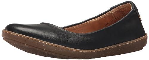 in vendita 5c4f3 fd2dd El Naturalista Women's N5300 Dolce Black/Coral Closed Toe ...