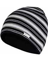 FILA STRIPES BEANIE HAT SPORT LEISURE HAT FOR DOGS PINK / GREY