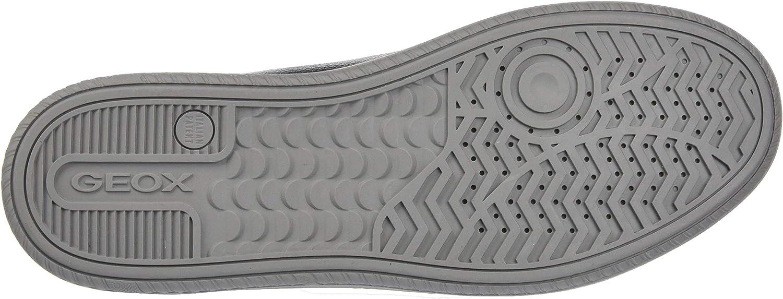 Geox U Keilan D, Sneakers Basses Homme Bleu Navy C4002