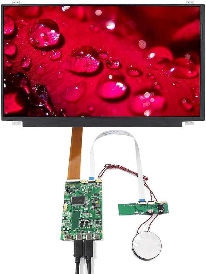 "HDMI VGA LCD LED EDP Controller Board Driver Kit For  15.6/"" NT156FHM-T00 40pin"