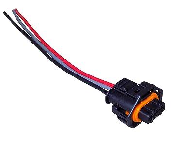 amazon com fuel rail sensor wiring harness pigtail 6 6l lly lbz lmm Stereo Wiring Harness
