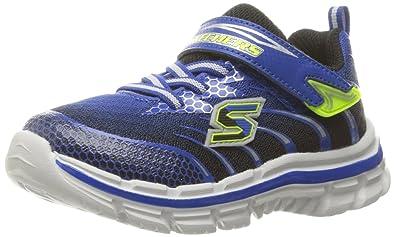 59c1fe9a657a Skechers Kids Nitrate 95346L Sneaker (Little Kid Big Kid)
