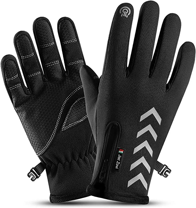 Men /&Women Winter Gloves Waterproof Windproof Thermal Warm Sport Outdoor Cycling
