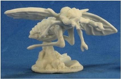 Bones Fly Demon Miniature Reaper