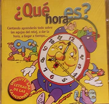 Various - Que Hora Es? - Amazon.com Music