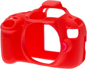 easyCover Case for Canon 1200D - Red