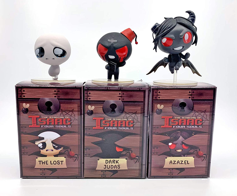 Studio 71 The Binding of Isaac: Four Souls Figuras coleccionables Pack: Amazon.es: Juguetes y juegos