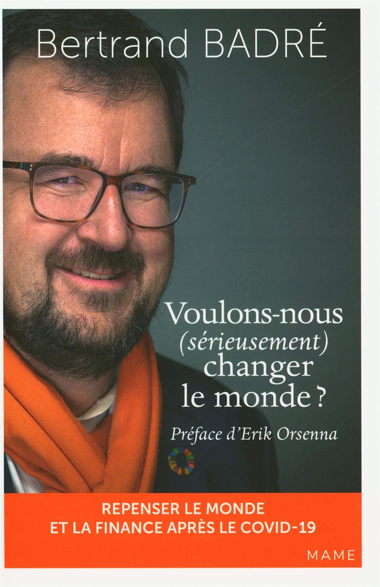 """Résultat de recherche d'images pour """"bertrand badré voulons-nous (sérieusement) changer le monde"""""""