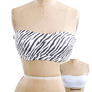 Maidenform Women s Reversible Bandeau Bra at Amazon Women s Clothing store   Bras 6ddb394a1