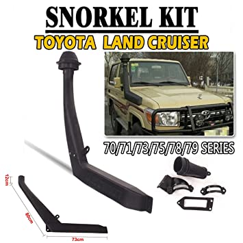 Amazon com: For Toyota Land Cruiser Air Snorkel Kit Off Road