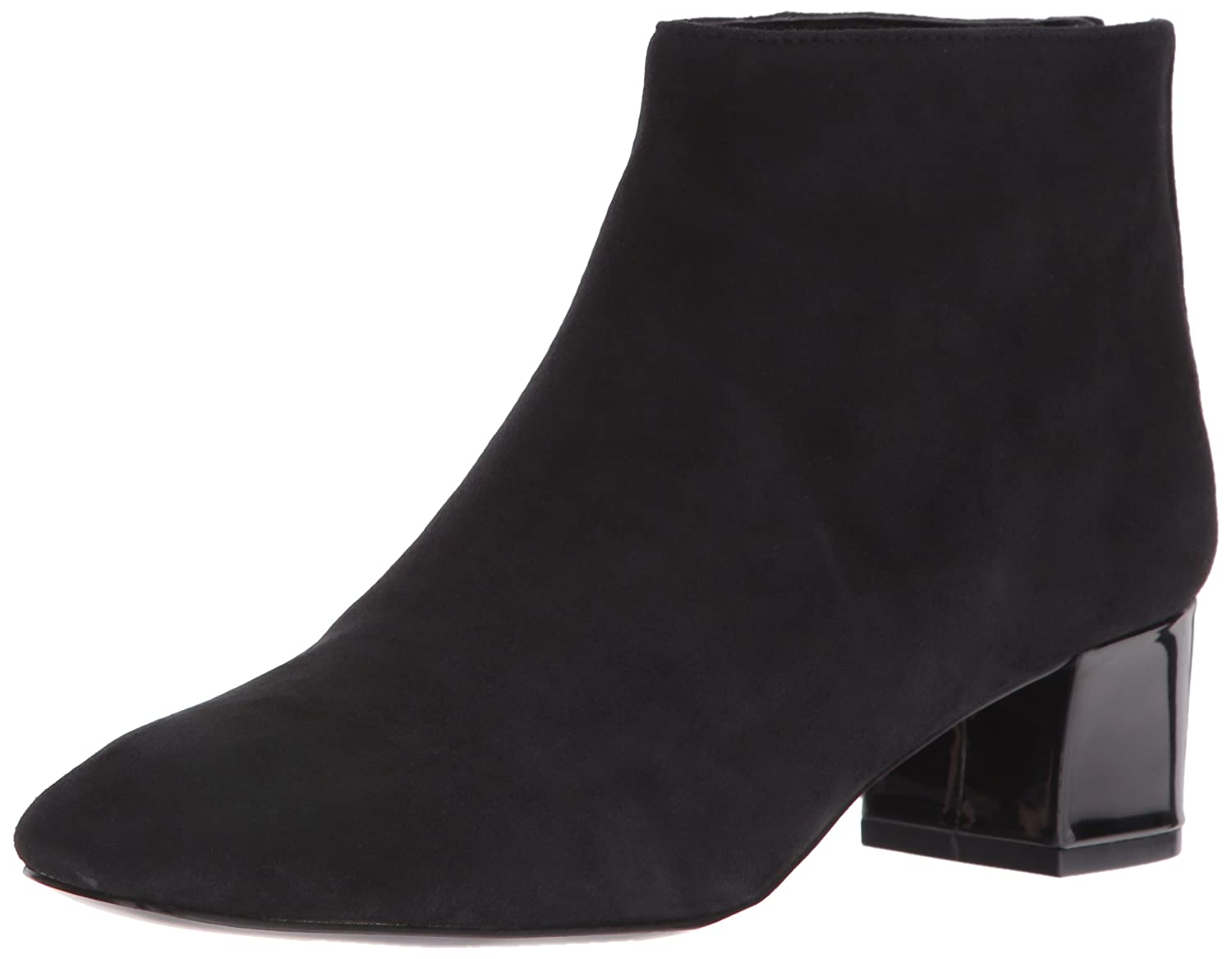 Nine West Women's Anna Ankle Bootie B01EY34MSY 10.5 B(M) US|Black