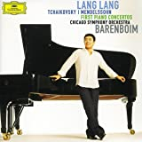 Tchaïkovski / Mendelssohn : Concertos pour piano