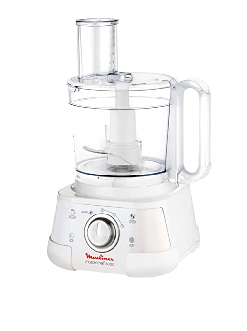 Moulinex Masterchef 5000 750W 3L Plata, Color blanco - Robot de ...
