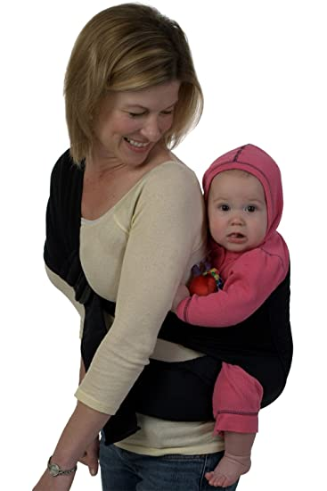 3a5cbf5f4ec Scootababy V3 Hip Carrier (Black)  Amazon.co.uk  Baby