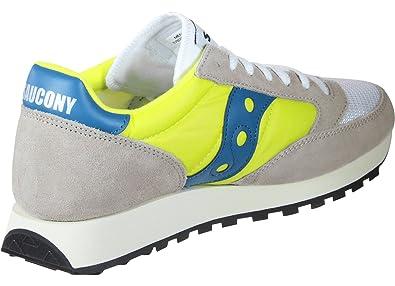Auslass Der Billigsten Jazz Original Vintage Schuhe white/neon yellow Saucony Günstige Preise Authentisch Billig Besten Spielraum Neue Ankunft Günstiger Preis Store z8IZBwQN3