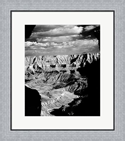 Amazon Grand Canyon National Park Wide Angle Black White