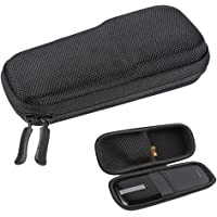 Arc Touch Caso, luckynv Travel Protective Carrying Case para Microsoft Arc Touch Mouse Compact & Cables Negro
