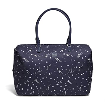 0b1a18c0b Image Unavailable. Image not available for. Color: Lipault - Izak Zenou  Weekend Tote Bag - Medium Top Handle Shoulder Overnight ...