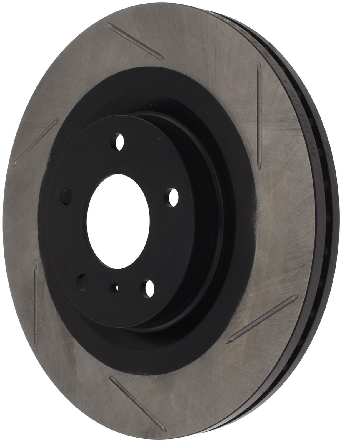 StopTech 126.42080SR Sport Slotted Brake Rotor- Front Right