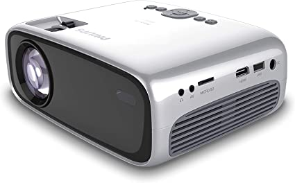 Philips NeoPix Easy+ Mini Video Projector