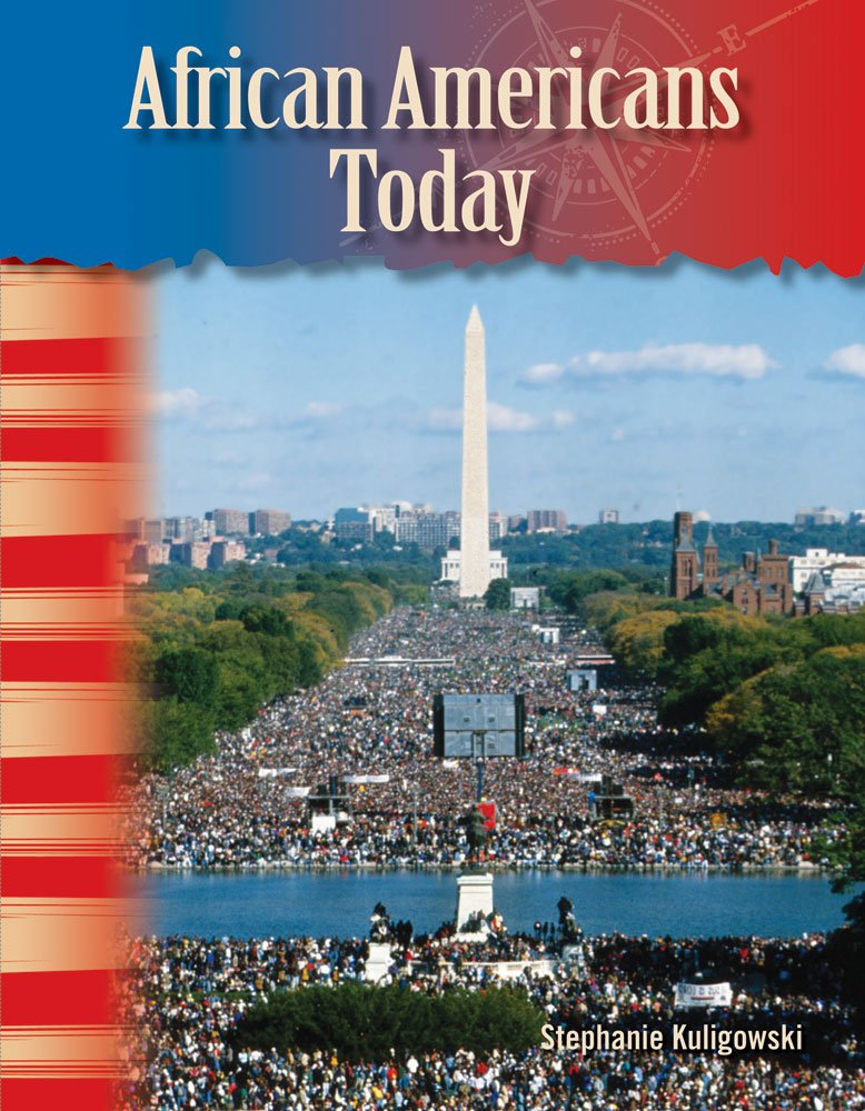 African Americans Today (library bound) (Social Studies Readers) ebook