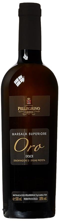 2 opinioni per Pellegrino Marsala Superiore Oro Ml.500