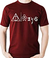 Camiseta Always Simbolos Harry potter - Reliquias