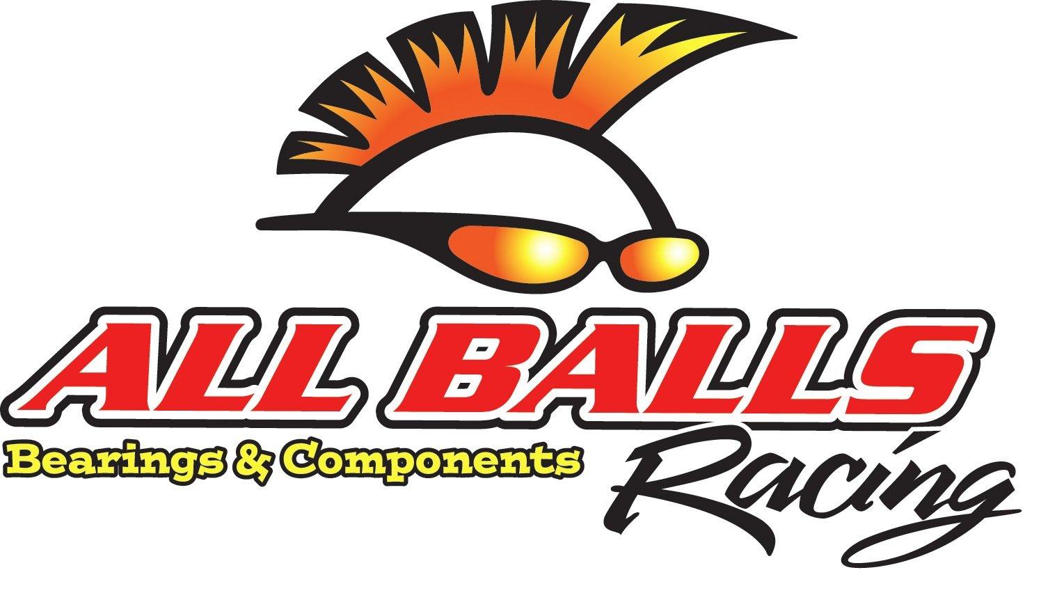 25-1628 All balls 25-1628 wheel bearing kit front