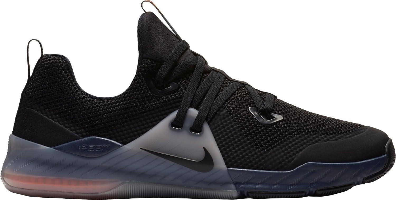 NIKE Men's Zoom Train Command Training Shoe B07FDYGMLM 9 D(M) US|Black/Black/Grey