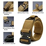 Xinyi online Tactical Belt for Men, 1.7 Inches