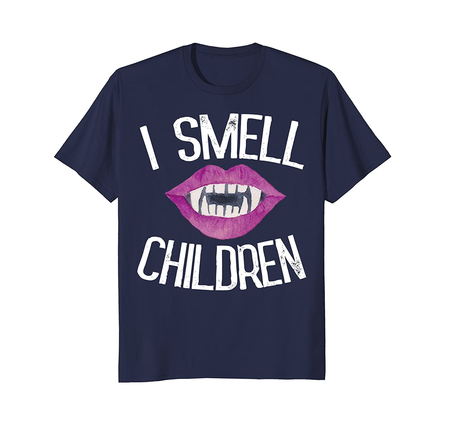 ac63cb39 I Smell Children T-Shirt Funny Halloween Party Gift Shirt-ANZ ...