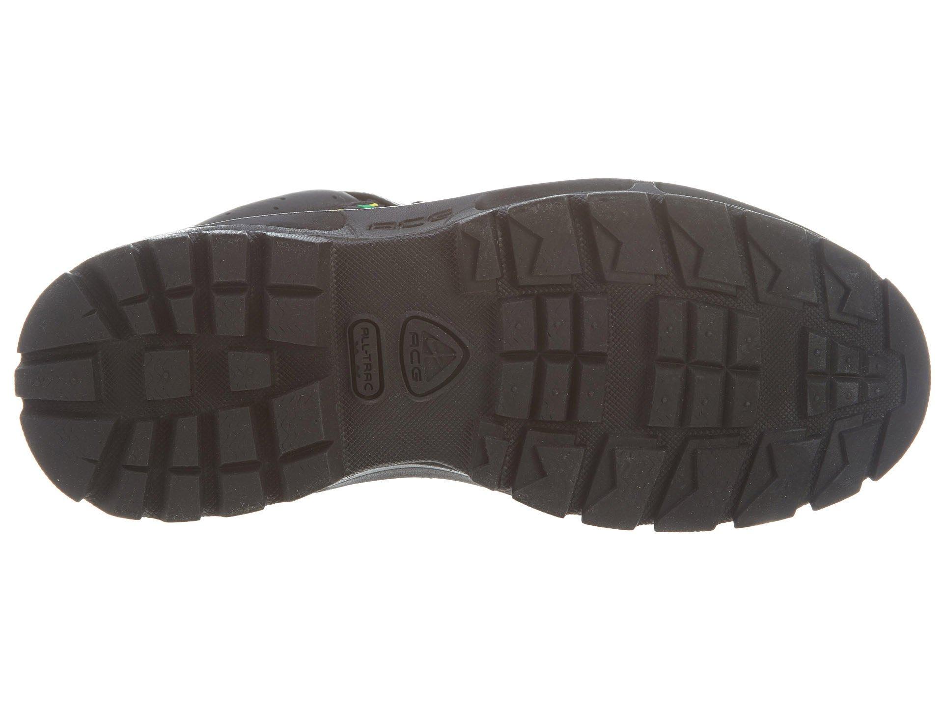 Nike Air Max Goadome (GS) Youth US 5.5 Black Chukka Boot
