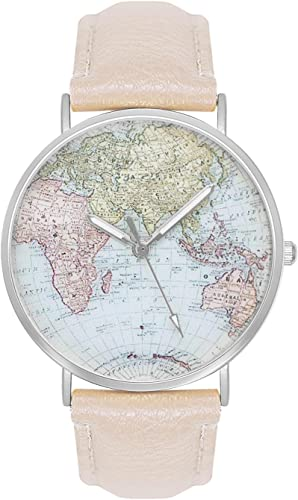 New Trend Unisex Armbanduhr Damen Uhr Herren Uhr Analog Quarzwerk