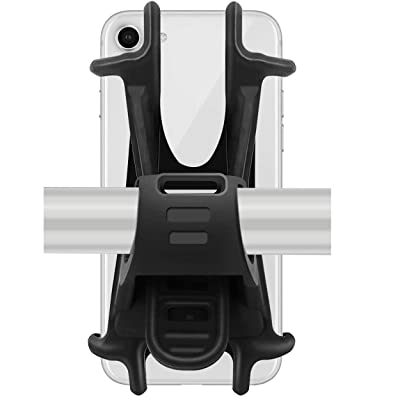 Ailun Motorcycle Mountain Bike Phone Mount Holder Stand Accessories Universal Adjustable Bicycle Harley Davidson Handlebar Rack Compatible iPhone 8Plus 8 Galaxy s10 s10 S9 S8 Plus Note 10: Automotive
